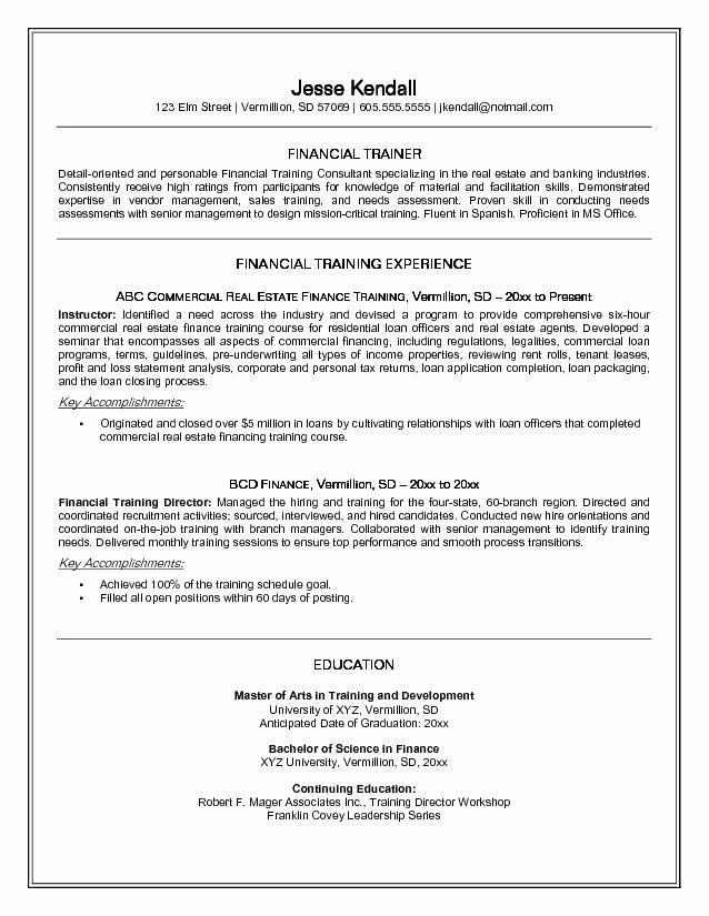 Personal Trainer Resume Template Unique Cover Letter Personal Trainer Cover Letter Samples