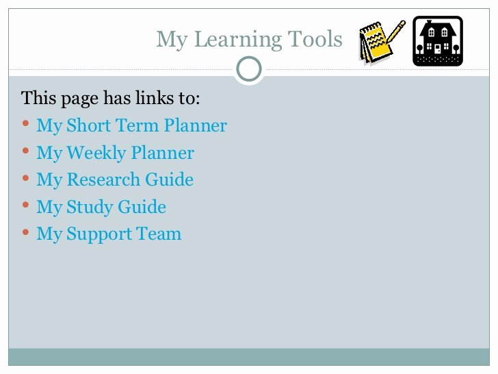Personalized Learning Plan Template Awesome Personal Learning Plan Template