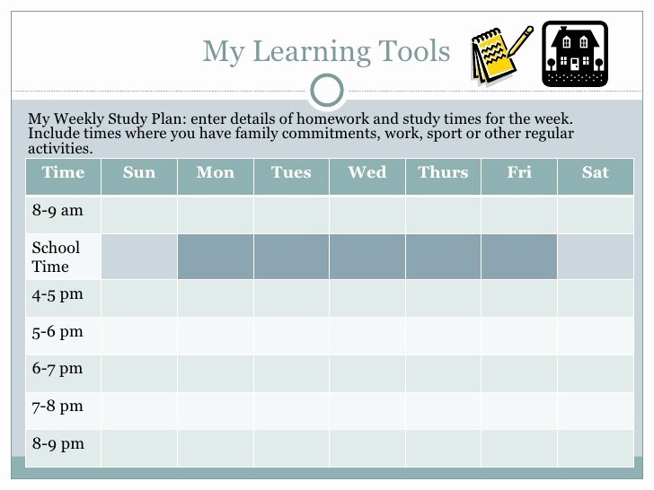 Personalized Learning Plan Template Elegant Personal Learning Plan