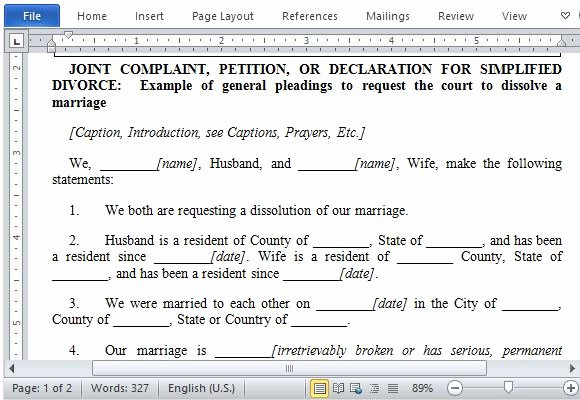 Petition Template Microsoft Word Luxury Best Free Petition Templates for Word