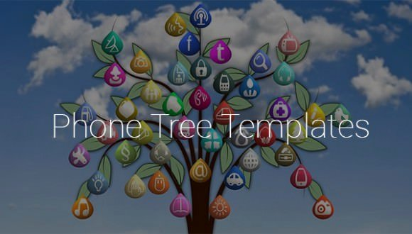 Phone Tree Template Excel New 9 Printable Phone Tree Templates Free Word Excel Pdf