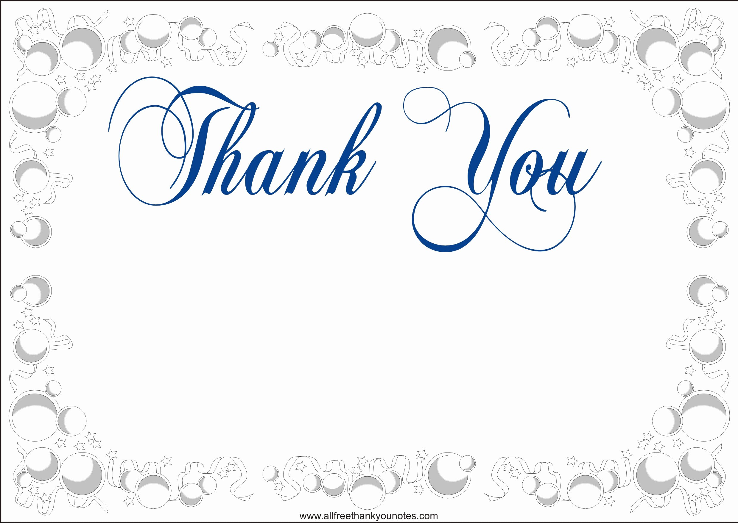 Photo Thank You Card Template Beautiful Printable Ideas Thank You Card Templates Wording Best