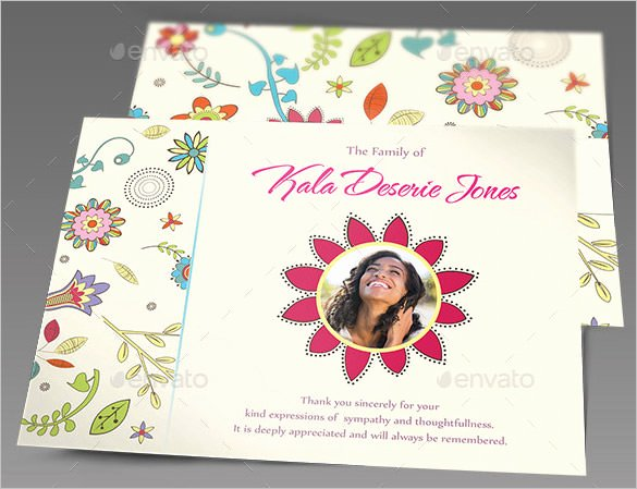 Photo Thank You Card Template Best Of 21 Thank You Cards – Free Printable Psd Eps format