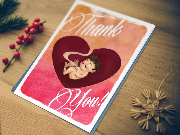 Photo Thank You Card Template Best Of Thank You Card Templates Free Sample Example format
