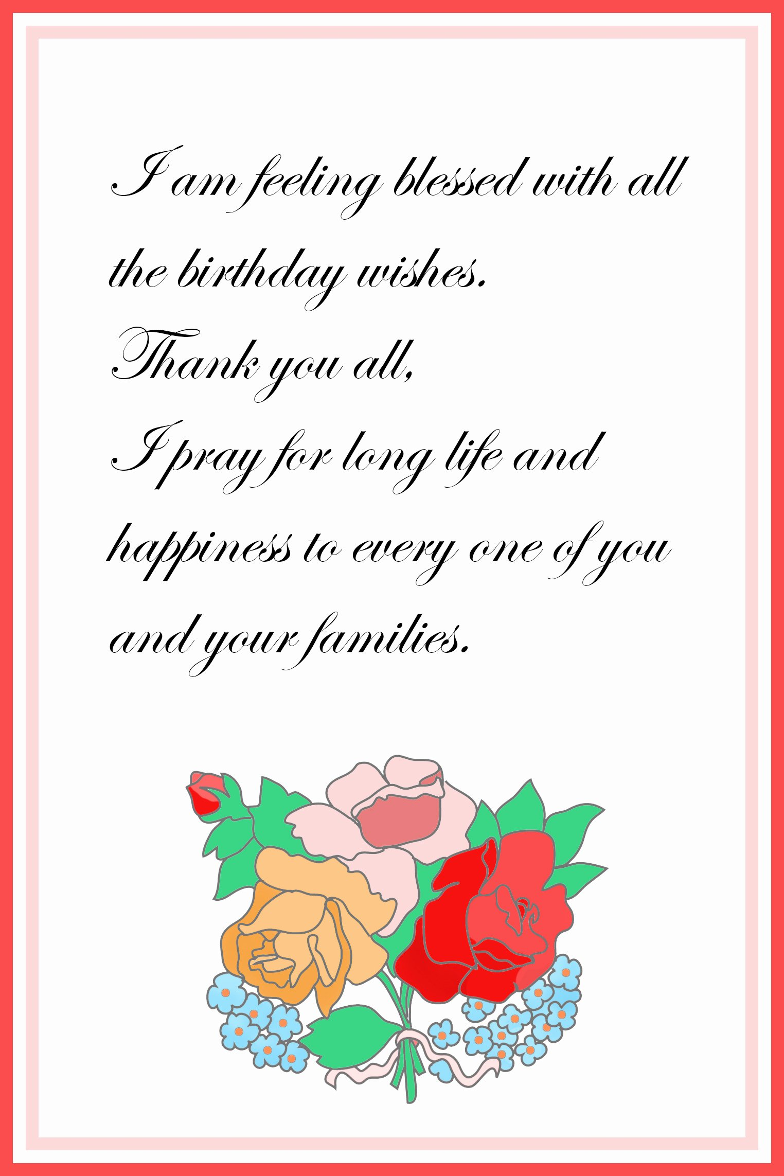 Photo Thank You Card Template Fresh New Free Printable Thank You Cards