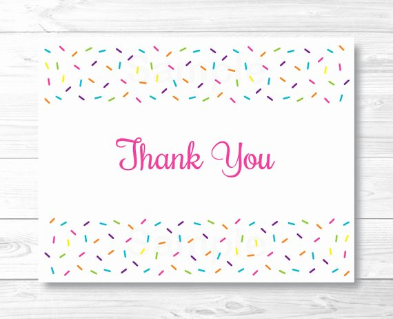 Photo Thank You Card Template Lovely Free Printable Thank You Card Template Perfect Ideas White