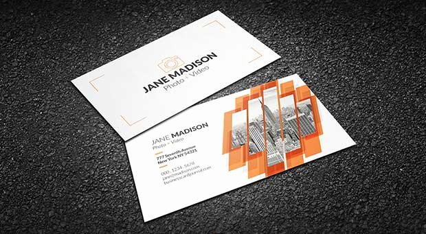 Photographer Business Card Template Best Of 39 Best Graphy Business Cards In Psd Templates