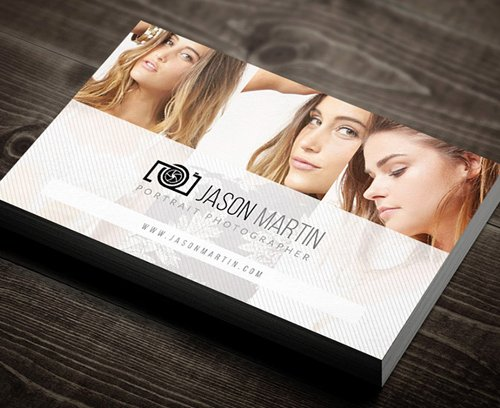 Photographer Business Card Template Fresh Graphy Business Card Templates Design