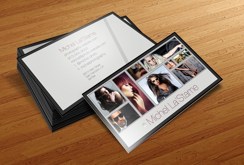 Photographer Business Card Template Inspirational 50 Best Free Psd Business Card Templates Download
