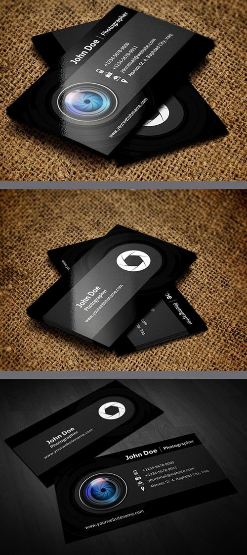 Photographer Business Card Template Inspirational Best 25 Grapher Business Cards Ideas On Pinterest