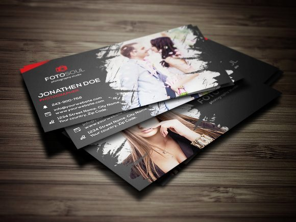 Photography Business Card Template Awesome Graphy Business Card 13 Business Card Templates