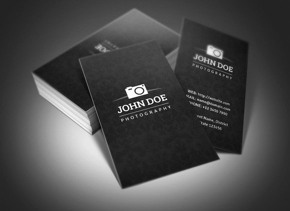 Photography Business Card Template Beautiful Graphy Business Card Business Card Templates On