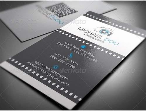 Photography Business Card Template Elegant 17 Best Graphy Business Card Templates