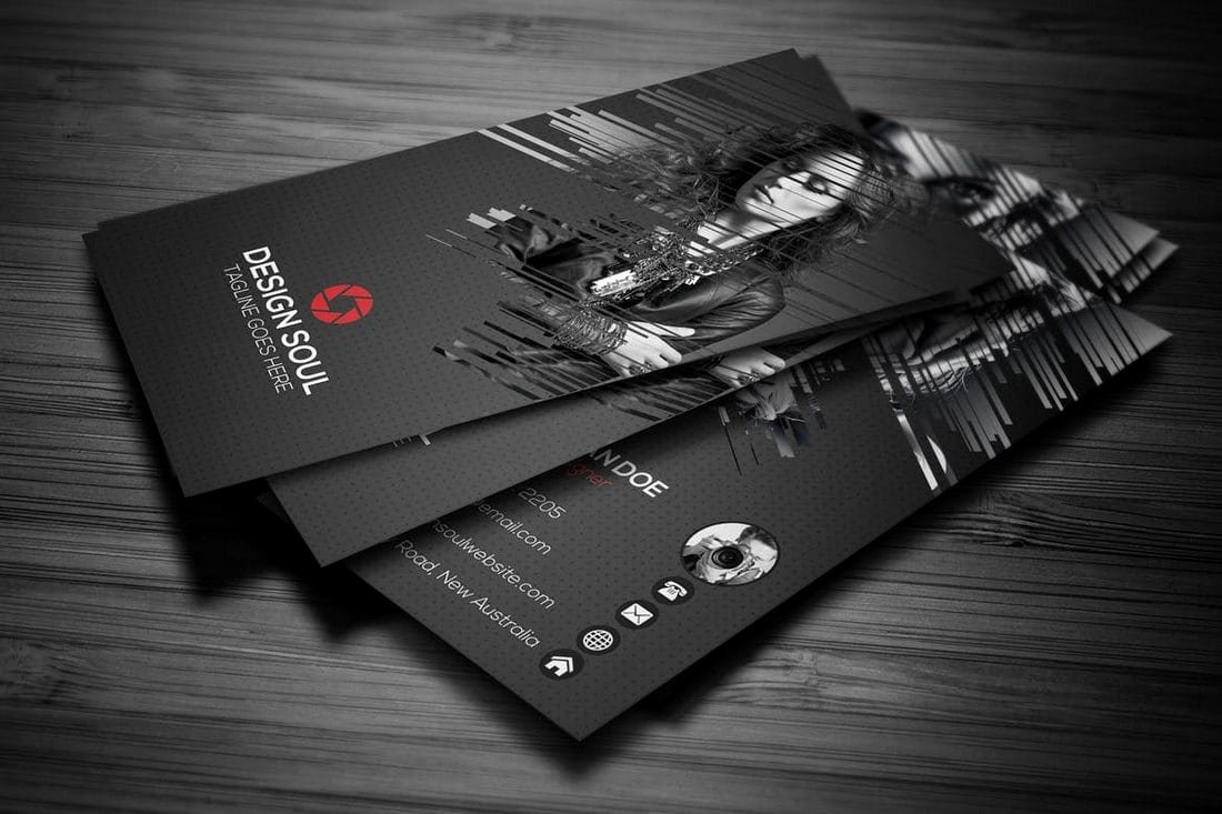 Photography Business Card Template Luxury Graphy Business Cards 20 Templates & Ideas