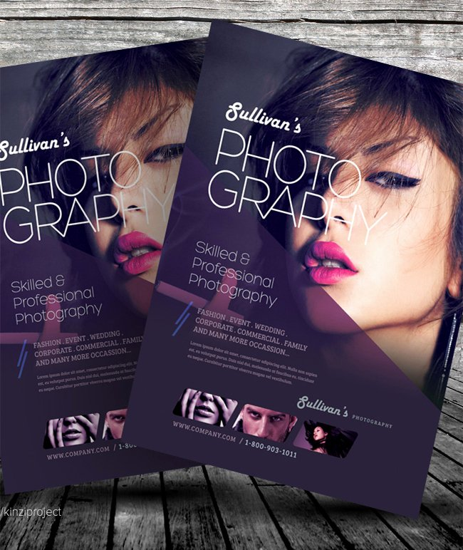 Photography Flyer Template Free Awesome 100 Fashion Graphy Flyer