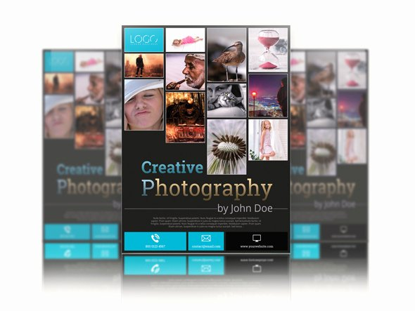 Photography Flyer Template Free Awesome Graphy Flyer Template Flyer Templates On Creative