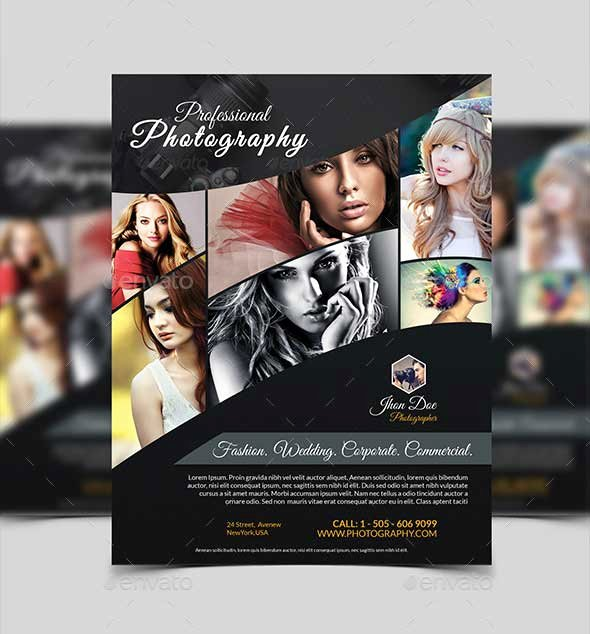 Photography Flyer Template Free Inspirational 33 Best Graphy Flyer Templates Psd Download