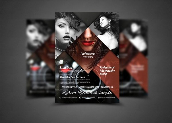 Photography Flyer Template Free Lovely 38 Graphy Flyer Templates Psd Vector Eps Jpg