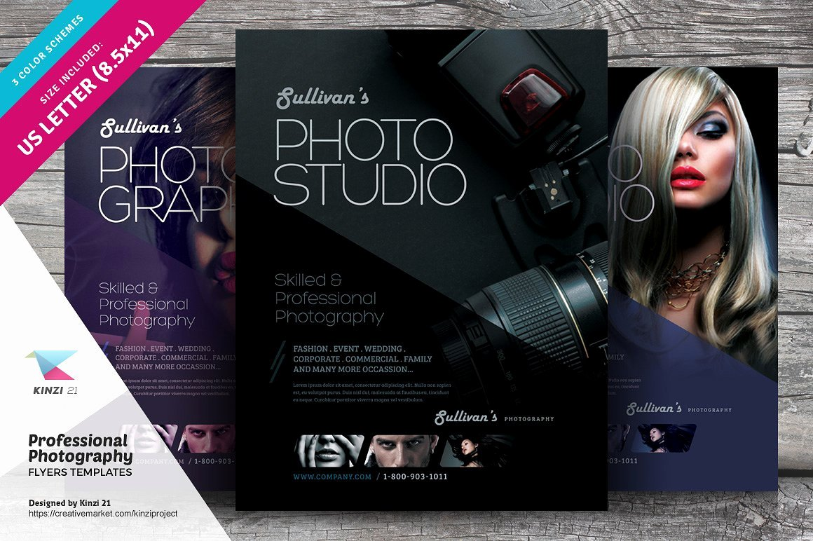 Photography Flyer Template Free Lovely Professional Graphy Flyer Flyer Templates