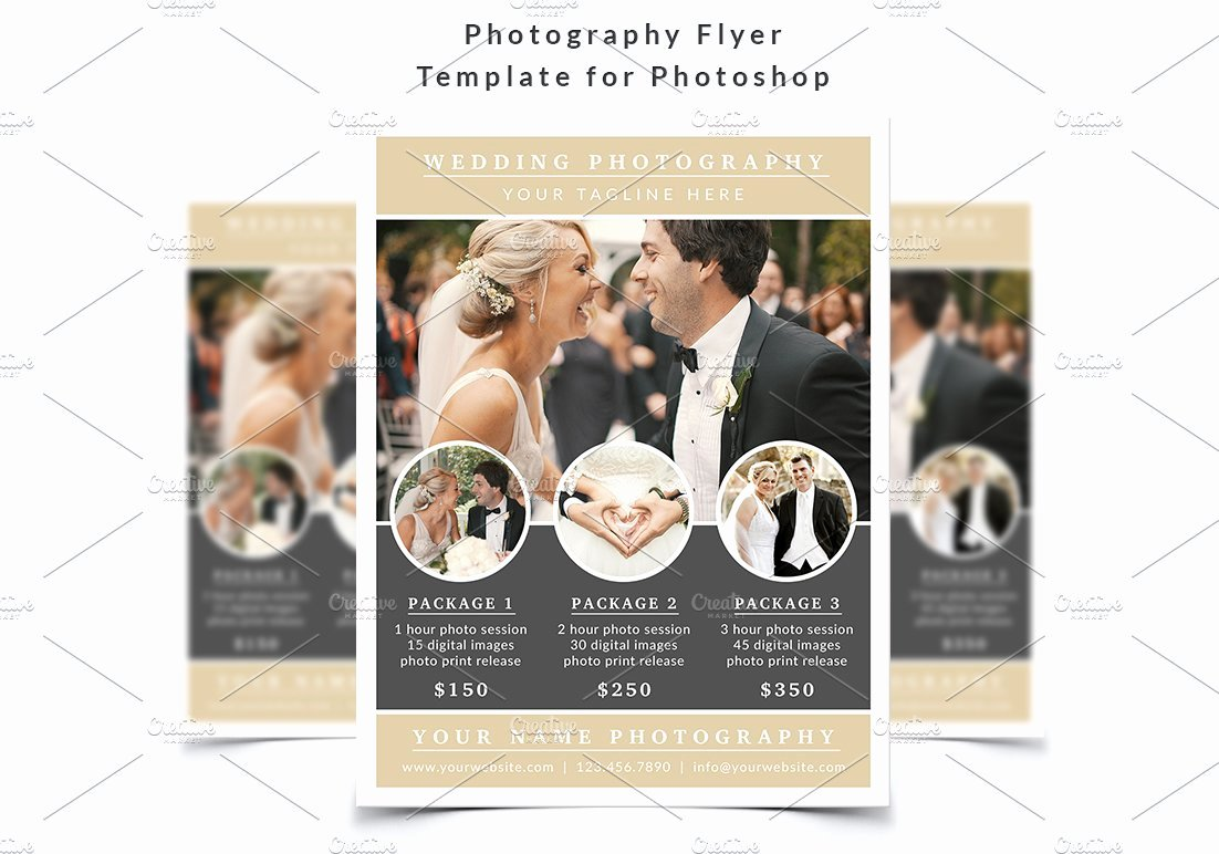 Photography Flyer Template Free Luxury Graphy Flyer Template Flyer Templates Creative Market
