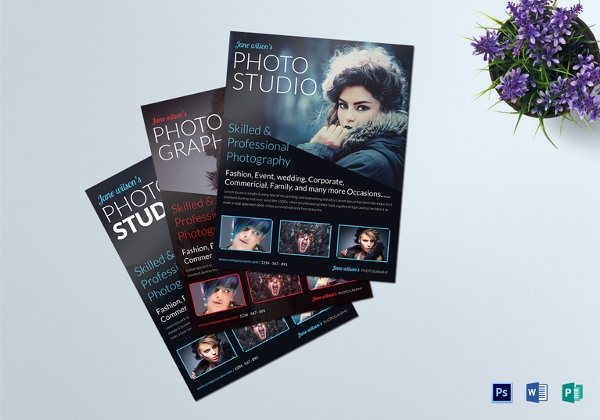 Photography Flyer Template Free New 30 Graphy Flyer Templates In Psd Word Publisher