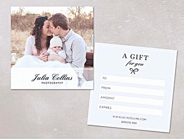 Photography Gift Certificate Template Free New the Advantages Of Fering Graphy Gift Certificate