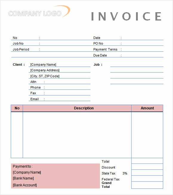 Photography Invoice Template Word Best Of Graphy Invoice Sample 7 Documents In Pdf Word
