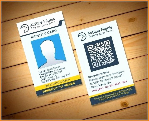 Photoshop Id Card Template Beautiful Pvc Id Card Template Shop Template 1 Resume