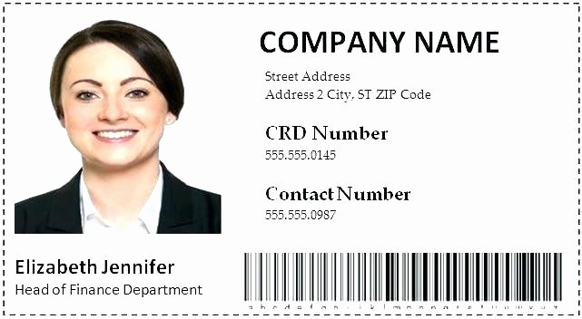 Photoshop Id Card Template Elegant Id Card Template Shop Id Card Templates Free Sample