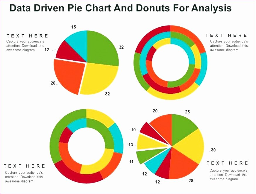Pie Chart Template Excel Awesome 9 Excel Pie Chart Templates Exceltemplates Exceltemplates