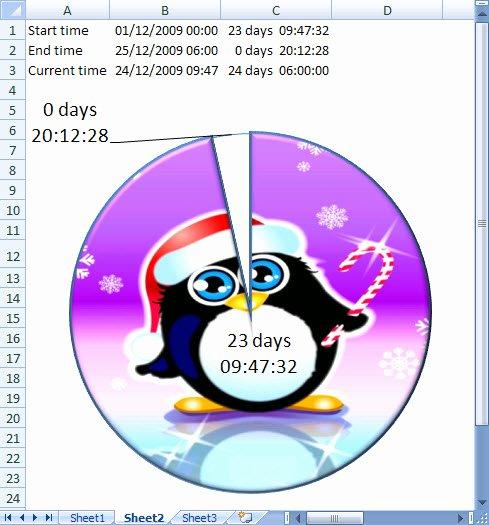 Pie Chart Template Excel Inspirational Excel Countdown Clock Jill Scott Insomnia
