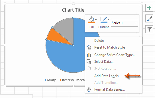 Pie Chart Template Excel New How to Make A Monthly Bud Template In Excel