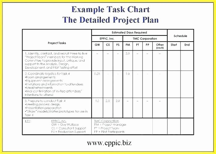Pilot Project Plan Template Inspirational Simple Project Schedule Template – Hafer