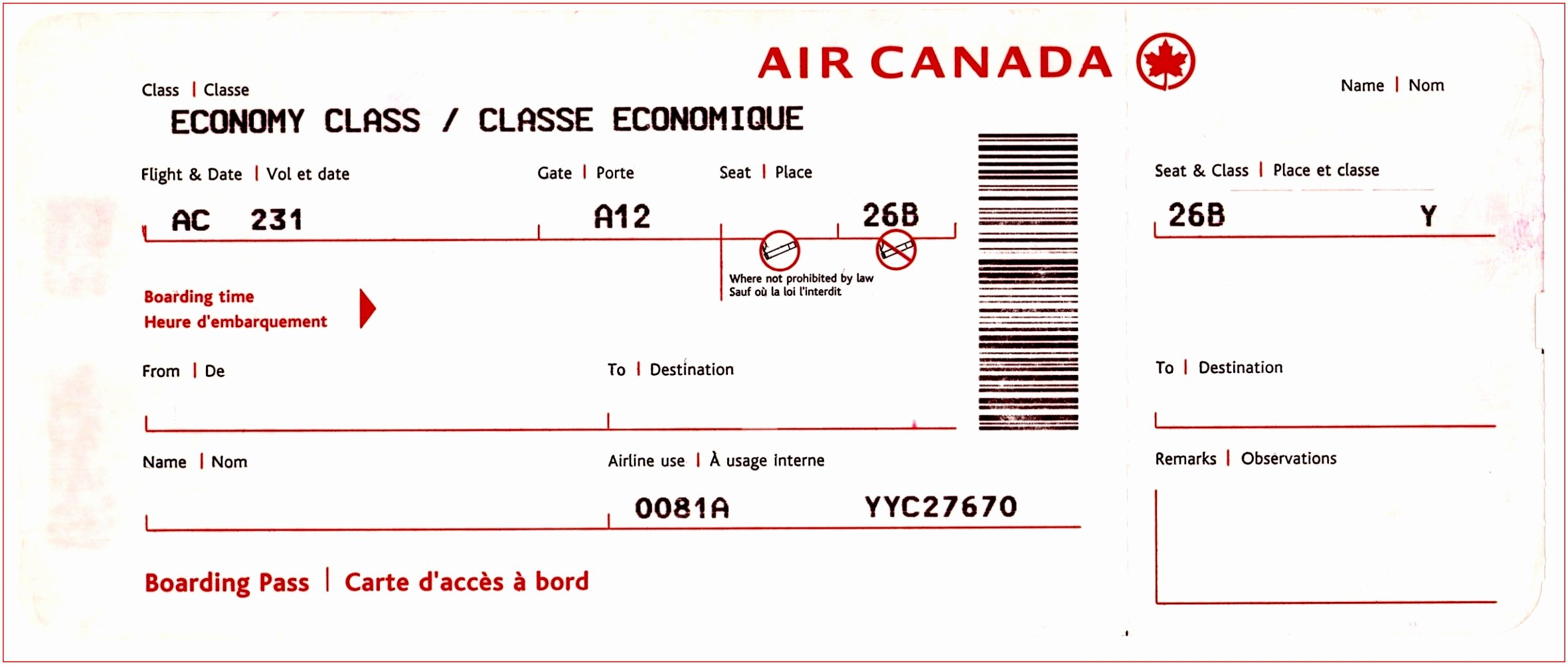 Plane Ticket Template Word Beautiful Printable Airline Ticket Template Baskanai