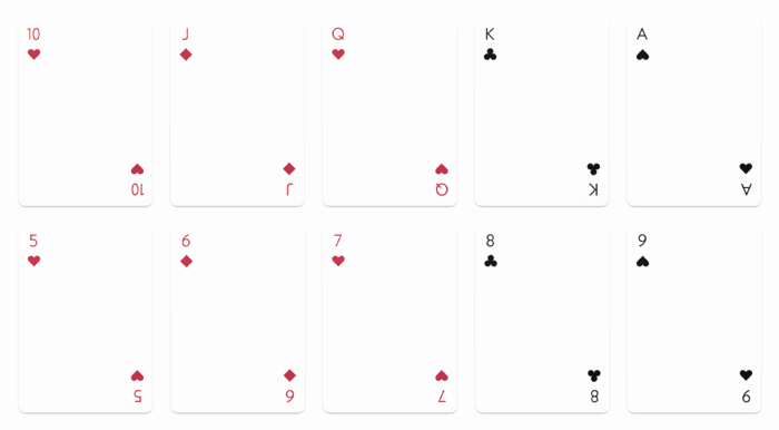 Playing Card Design Template Awesome Apple S former Ui Wizard Applies His Magic touch to A Deck