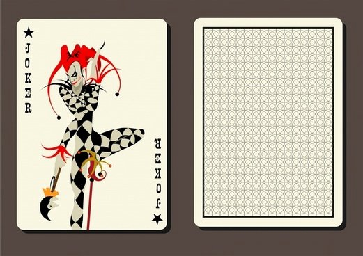 Playing Card Design Template Best Of Free Vector Playing Cards Free Vector 14 111
