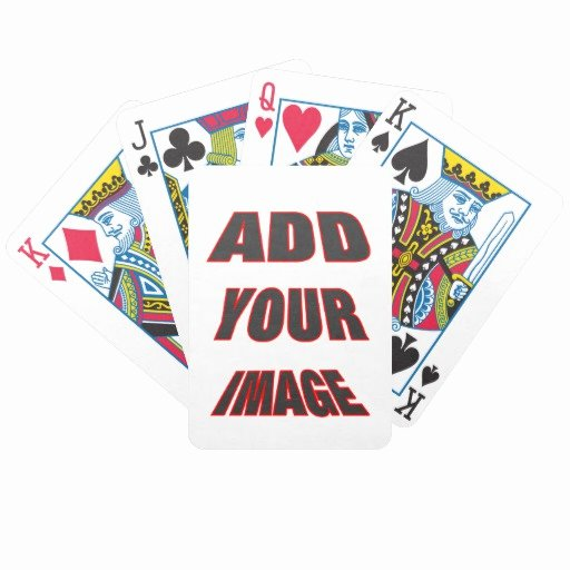 Playing Card Design Template Elegant Template Playing Cards