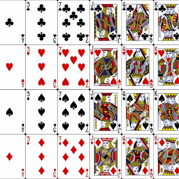 Playing Card Design Template Fresh Playing Card Template Choice Image Template Design Ideas