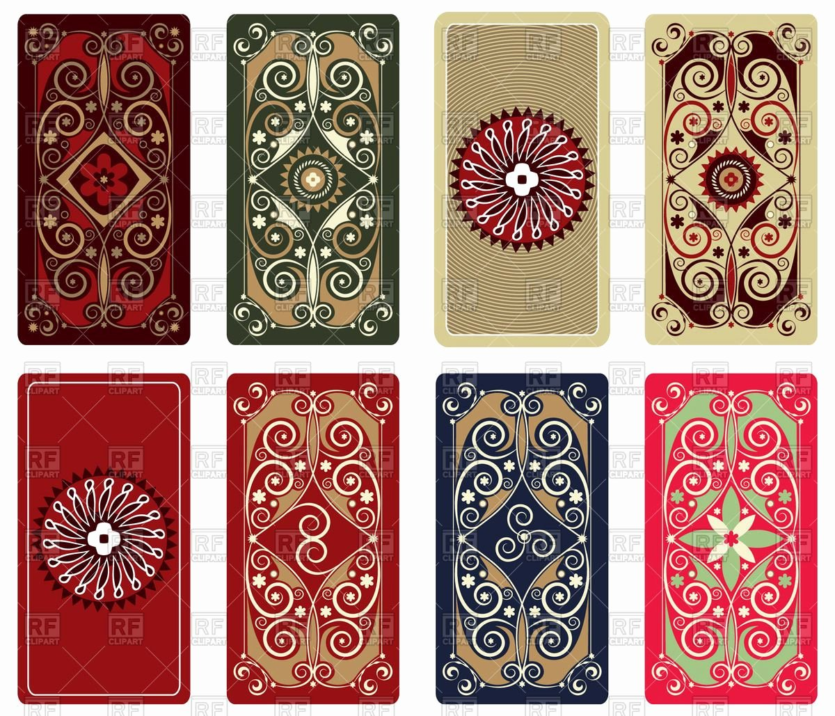 Playing Card Design Template New Pin by Karen Swartz On Tarot Pinterest