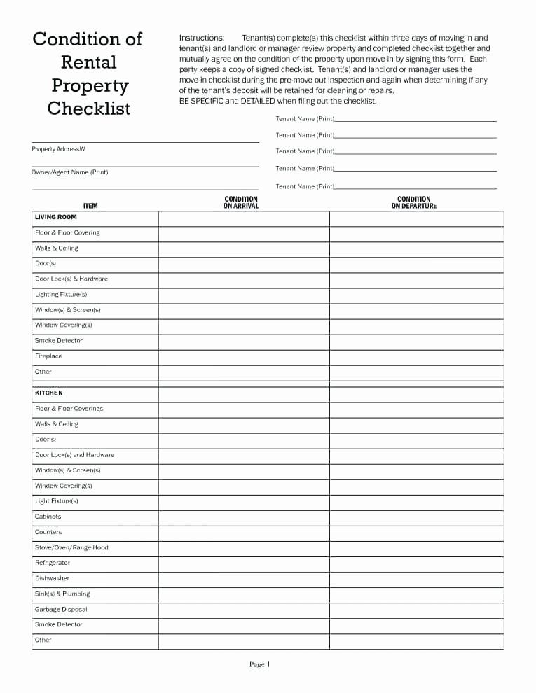 Plumbing Inspection Report Template Luxury Plumbing Inspection Report Template Property Checklist