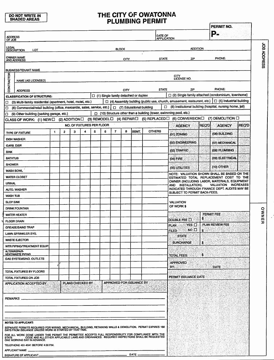 Plumbing Inspection Report Template New 18 Of Residential Fire Inspection form Template