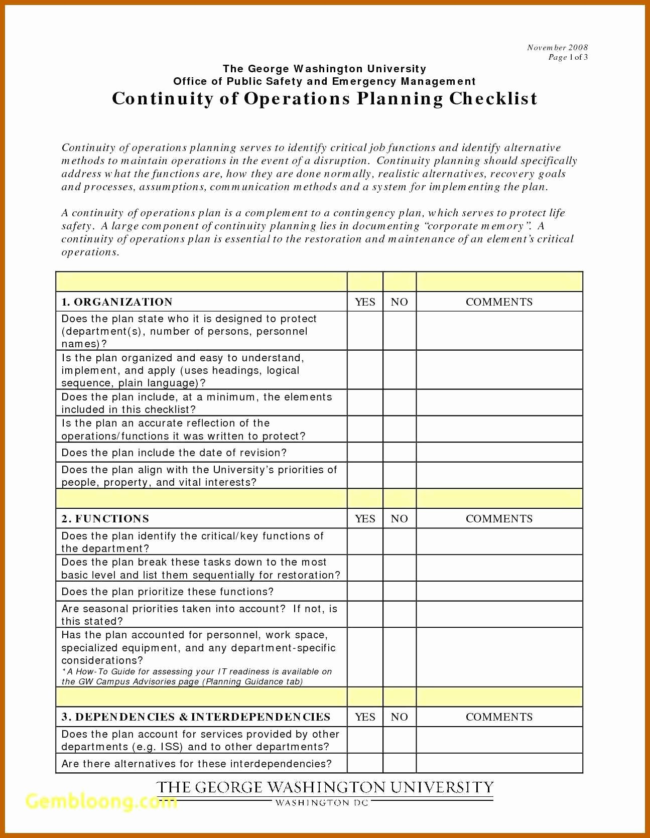 Police Operational Plan Template Beautiful 5 6 Operating Plan Example