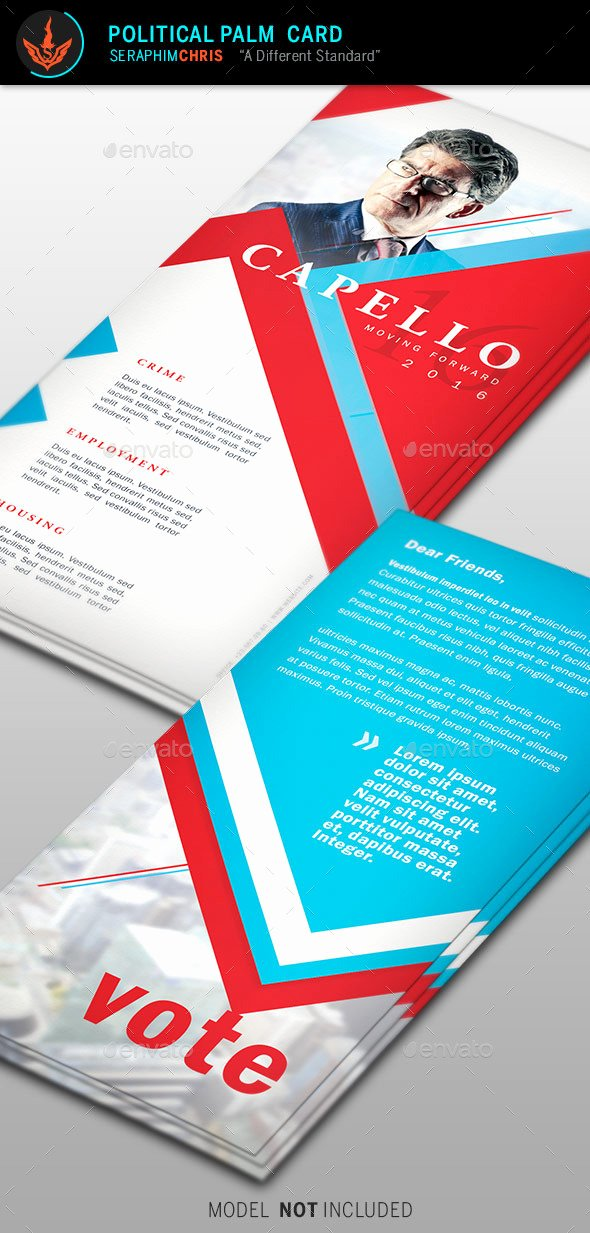 Political Palm Card Template Best Of Political Palm Card Template 6 by Seraphimchris