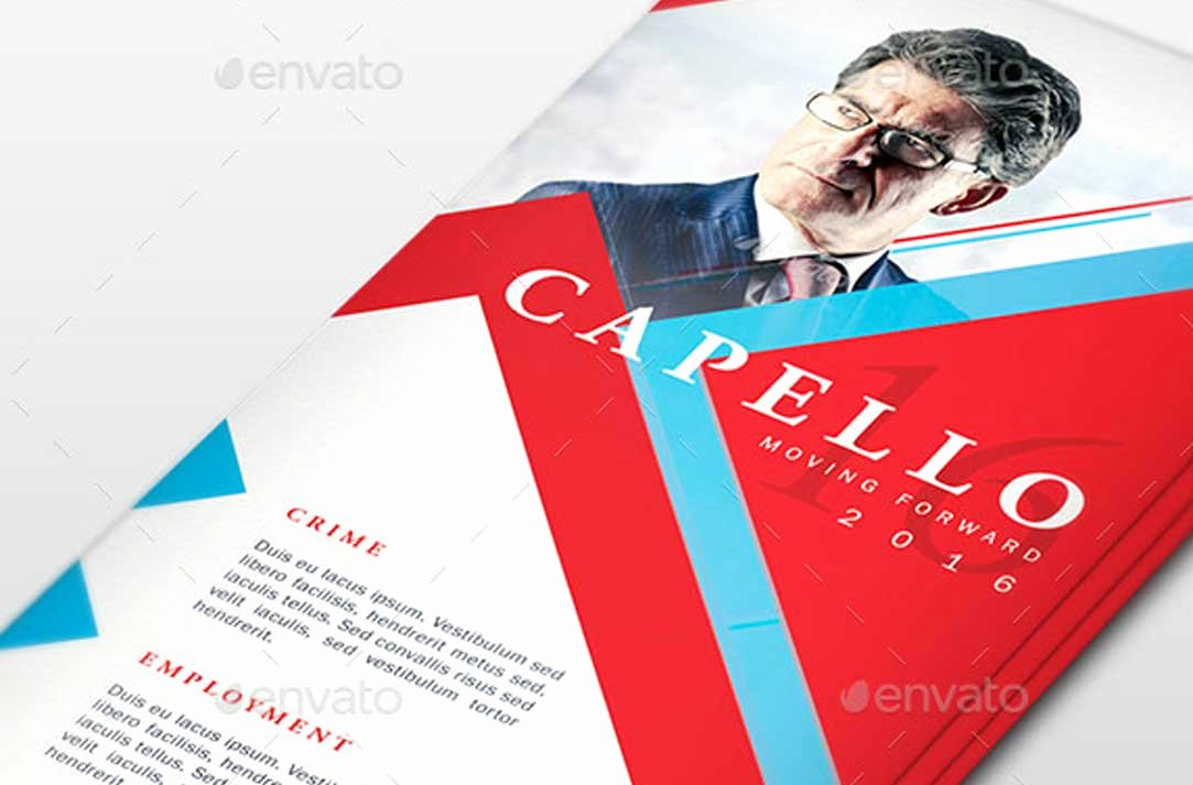 Political Palm Card Template Elegant 10 Best Political Palm Card Templates 2019