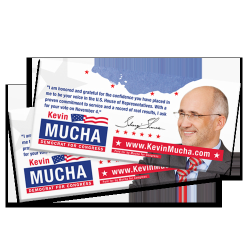 Political Palm Card Template Elegant Political Campaign Palm Cards