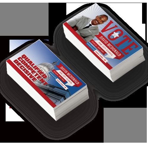 Political Palm Card Template Fresh Political Campaign Palm Cards