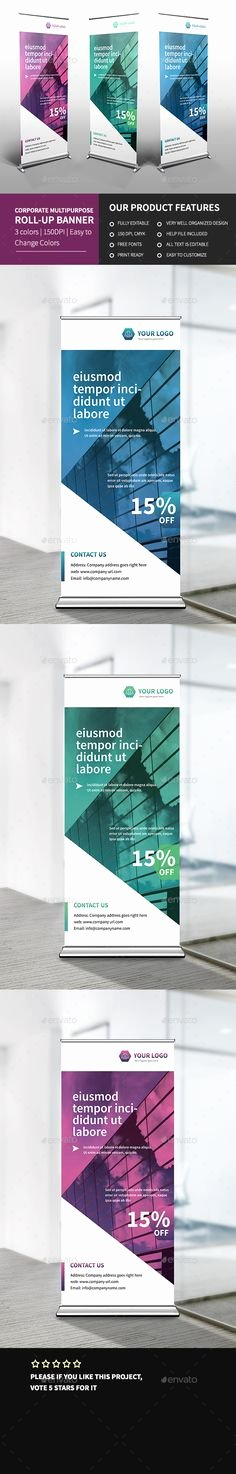 Pop Up Banner Template Luxury 1000 Images About Pop Up Banner On Pinterest
