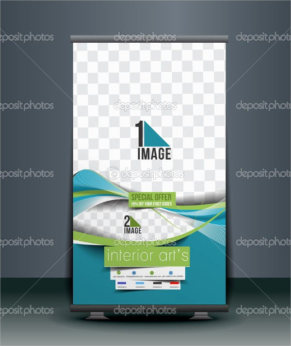 Pop Up Banner Template New 9 Pop Up Advertising Banners Designs Templates