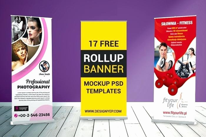 Pop Up Banner Template New Pop Up Banner Design Signage Banners Template Free Indesign