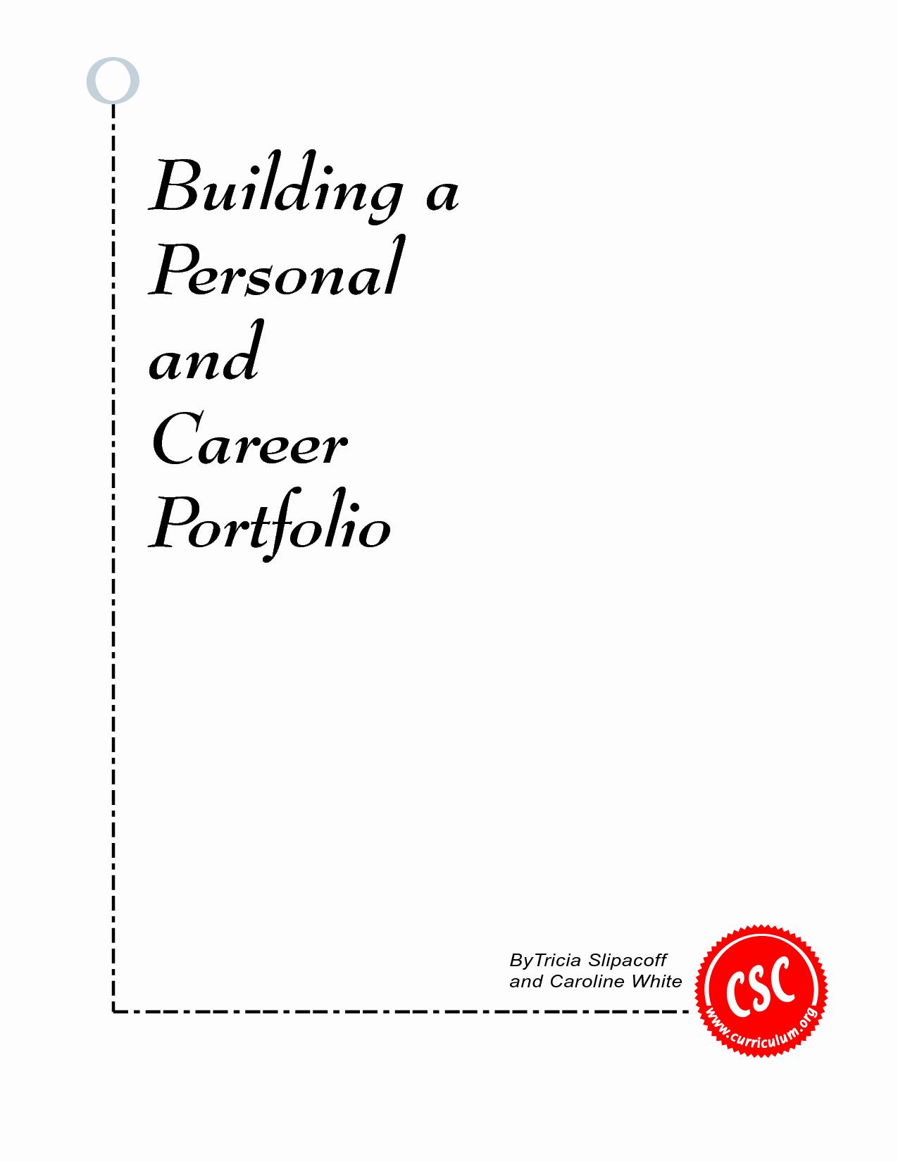 Portfolio Cover Page Template Fresh 10 Professional Portfolio Cover Page Template